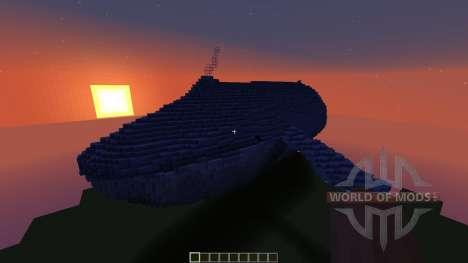Whale Like A Boss для Minecraft