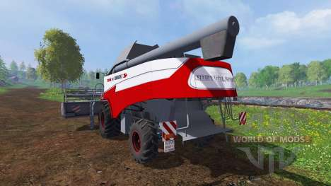 Торум-740 v1.5 для Farming Simulator 2015