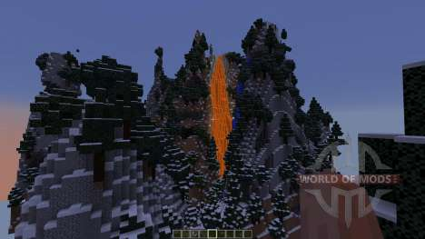 World Of Wonder Beautiful Minecraft World для Minecraft