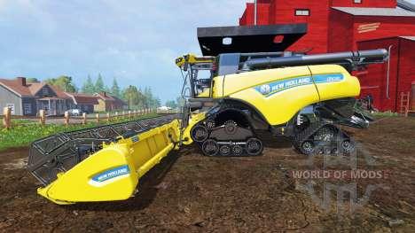 New Holland CR10.90 [crawler] v2.5 для Farming Simulator 2015