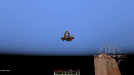 Adventure Skylands Survival для Minecraft