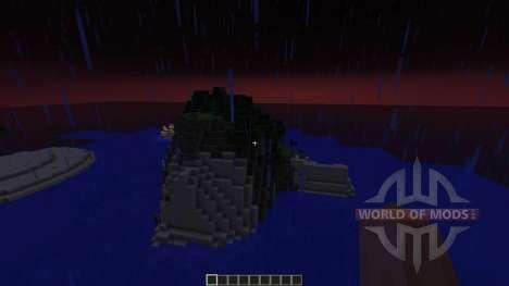 The Lost Island для Minecraft