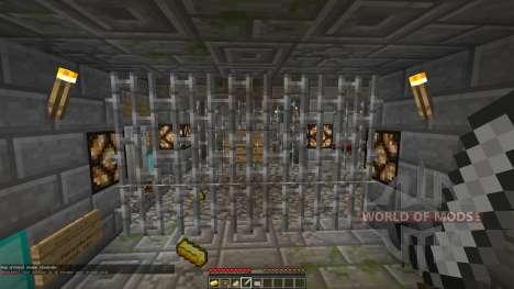 QUEST FOR FREEDOM для Minecraft
