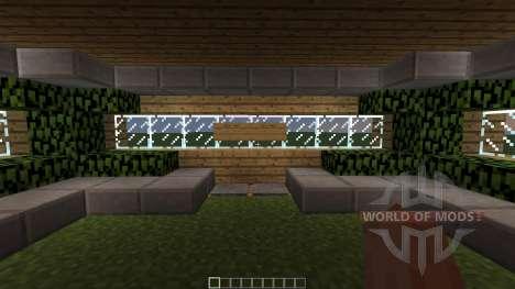 Stage 5 для Minecraft