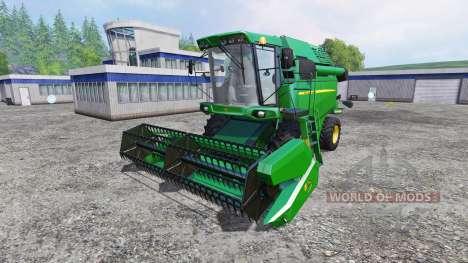 John Deere W440 для Farming Simulator 2015