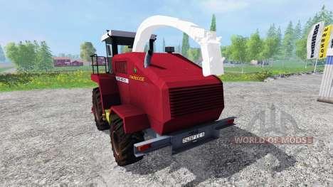 Палессе FS80 для Farming Simulator 2015