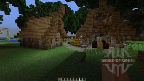 Guldoria Medieval для Minecraft
