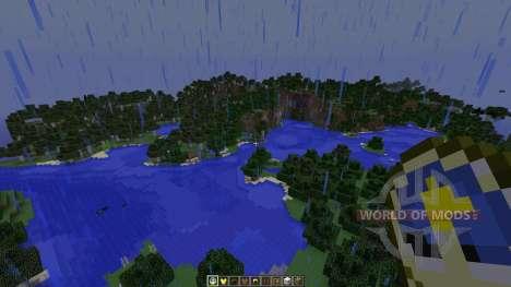 STARK для Minecraft