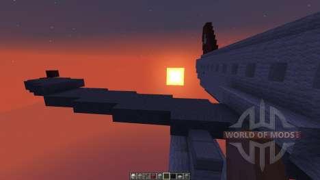 Turkish Airlines для Minecraft