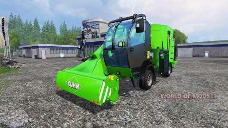 Kuhn SPV 14 для Farming Simulator 2015