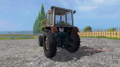 ЮМЗ-6КЛ v2.1 4x4 для Farming Simulator 2015