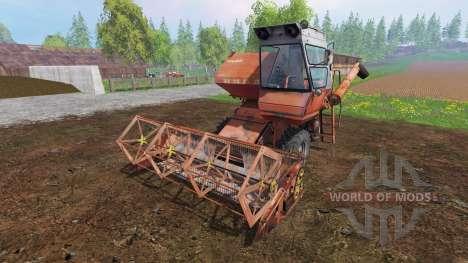 СК-5 Нива v1.3 для Farming Simulator 2015