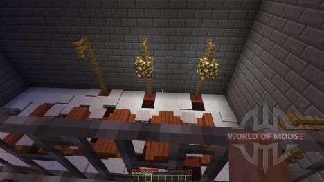 Escape from Coldwraith Prison для Minecraft