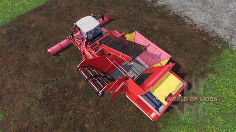 Grimme Maxtron 620 [80000 liters] для Farming Simulator 2015
