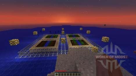 Island Village для Minecraft