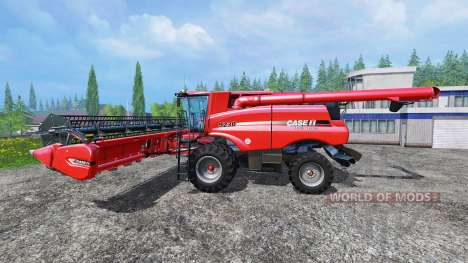 Case IH Axial Flow 9230 [twin wheels] v1.1 для Farming Simulator 2015