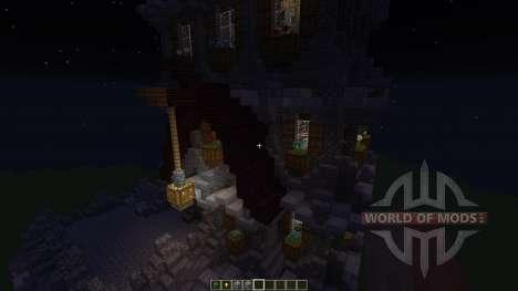 Fantasy Castle Vadact для Minecraft