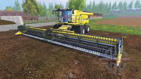 Case IH Axial Flow 9230 [multifruit] для Farming Simulator 2015
