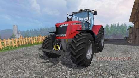Massey Ferguson 7626 для Farming Simulator 2015