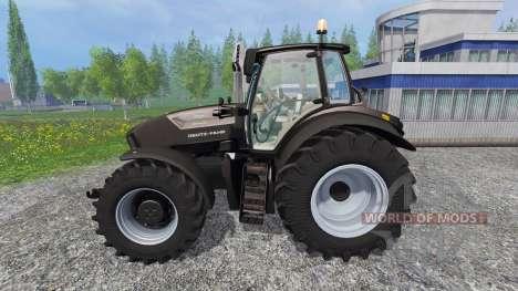 Deutz-Fahr Agrotron 7250 [warrior] v2.1 для Farming Simulator 2015