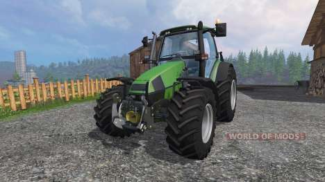 Deutz-Fahr Agrotron 120 Mk3 для Farming Simulator 2015