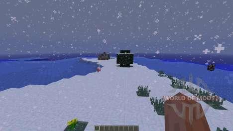 SMALL ISLAND IN HE ARCTIC OCEAN для Minecraft