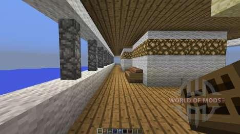 SS Nordic для Minecraft
