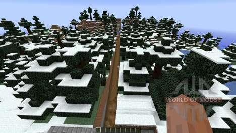 Odins Tower для Minecraft