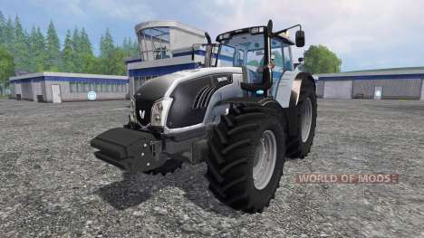 Valtra T163 для Farming Simulator 2015