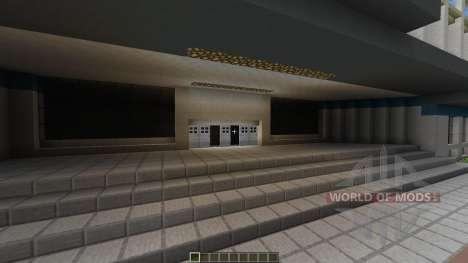 GTA VICE CITY для Minecraft