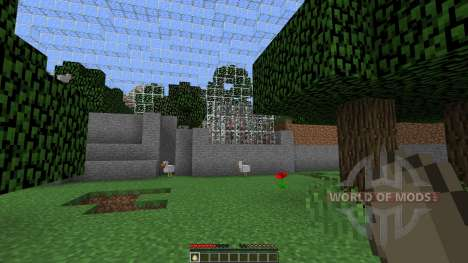 Escape the Dome для Minecraft