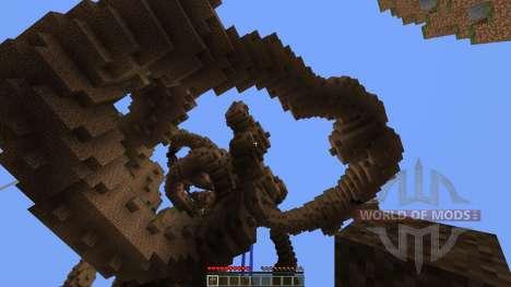 Survival Games Deeb Map для Minecraft