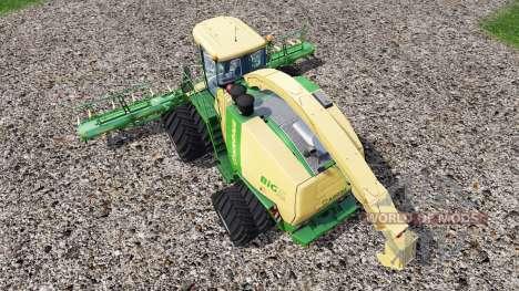 Krone Big X 1100 [beast] для Farming Simulator 2015