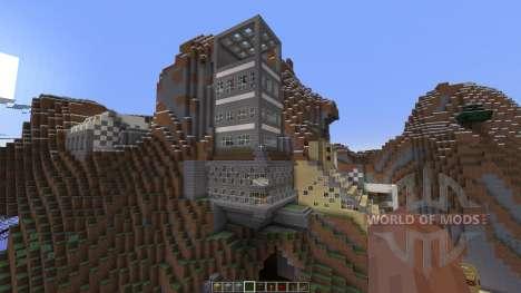 Castle Aethra для Minecraft