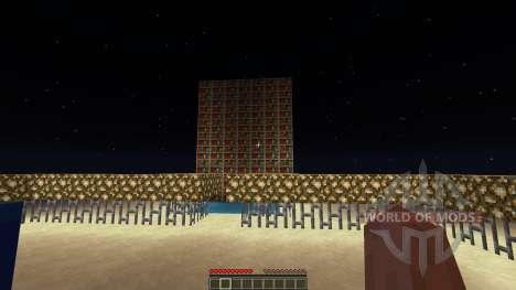 Zelda Moving Platform in Minecraft для Minecraft