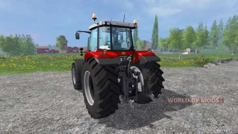 Massey Ferguson 7726 для Farming Simulator 2015