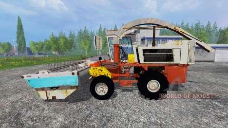 КСК-100А для Farming Simulator 2015