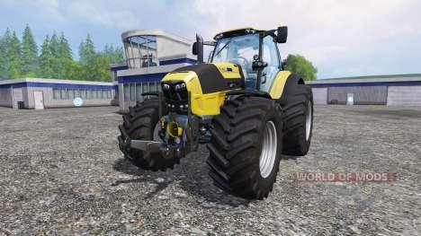 Deutz-Fahr Agrotron 7250 FL [edit] для Farming Simulator 2015