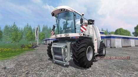 Krone Big X 1100 [30k] [retexture] для Farming Simulator 2015