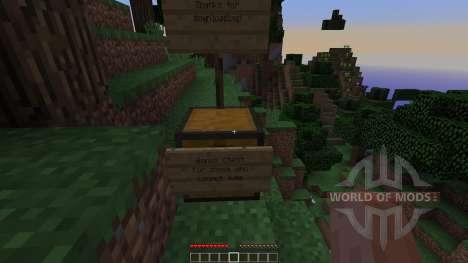 Jump Restricted для Minecraft