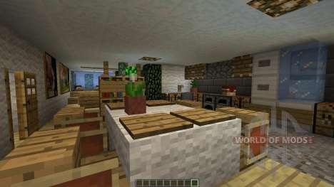 Ikehorn для Minecraft