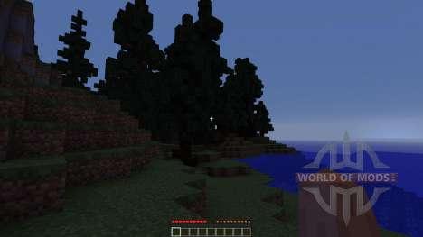 Acanthus для Minecraft