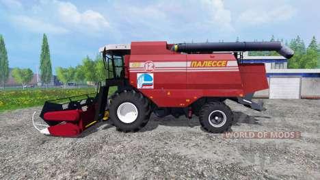 Палессе ГС12 для Farming Simulator 2015