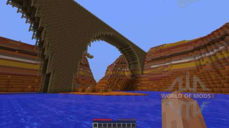 The Wild West SG для Minecraft