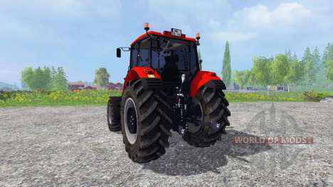 Zetor Forterra 135 HSX для Farming Simulator 2015
