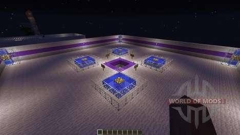 Co-op Puzzle Adventure Map: Cooptimistic для Minecraft