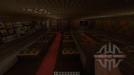 A Restaurant для Minecraft