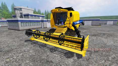 New Holland TC5090 для Farming Simulator 2015
