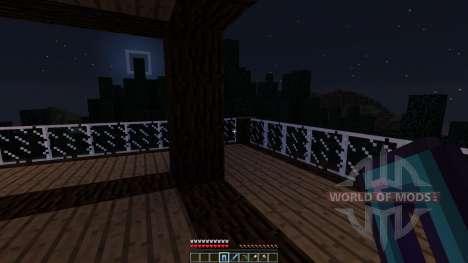 custom terrain new для Minecraft