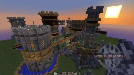 Old Castle для Minecraft
